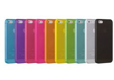 O!coat-0.3-Jelly iPhone 5 Case - RM69.00