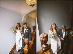Pendrell Hall Wedding Photographs / Louise and Justin | Jonny Draper Blog