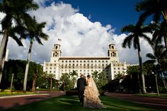 #RealWedding Love at The Breakers Breakers Dream Wedding Pinterest Contest @BreakersWedding #BreakersWedding