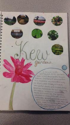 Kew Gardens - Natural Forms - Part 1