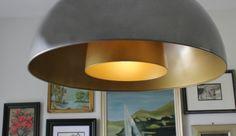 Ikea hack: geef jouw lamp een gouden boost