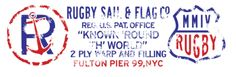 ROB HOWELL Rugby Sail and Flag Co. for RUGBY RALPH LAUREN