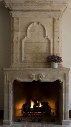 Image result for images of french fireplaces