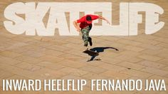 INWARD HEELFLIP | TUTORIAL #SKATELIFE | FERNANDO JAVA - http://DAILYSKATETUBE.COM/inward-heelflip-tutorial-skatelife-fernando-java/ - INWARD HEELFLIP | TUTORIAL #SKATELIFE | FERNANDO JAVA Nesse tutorial, Fernando Java dá as dicas do Inward Heelflip, popularmente conhecido no Brasil como Hard Heel. O vídeo foi gravado no Museu do Ipiranga, em São Paulo. Source: https://www.youtube.com/watch?v=Mnl4sefs-9Q - fernando, heelflip, inward, JAVA, skatelife, tutorial