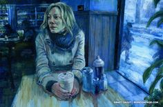 Break the Ice: How to Paint a Complete Strangers Portrait