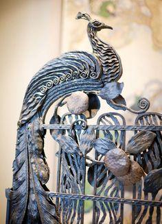 HappyModern.RU | Художественная ковка (47 фото): красота, воплощенная в металле…