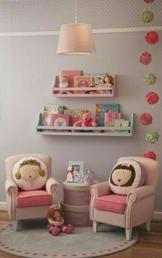 Children's Room Accessories - Decor Home Baby Bedroom, Girls Bedroom, Bedroom Decor, Girl Nursery, Nursery Decor, Bedroom Ideas, Baby Decor, Kids Decor, Home Decor