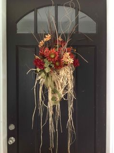 Grapevine Fall/Thanksgiving Doorpiece by SimpleSouthernSass, $68.00