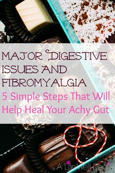 I ALWAYS have problems with my digestive system because of complications with Fibromyalgia, CFS/ME! This article had GREAT suggestions and HELPFUL tips to help me resolve many of my GI tract problems! *Save Now For Later