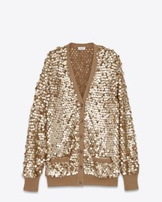 Filles à Papa Sequin Embellished Top with Bell Sleeves ($710 ...