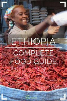 The ultimate guide to eating your way through Ethiopia. Most delicious meat and vegetarian dishes, popular spices, Ethiopian coffee and beer + cultural etiquette and norms. Complete Ethiopian food guide. | Uncornered Market Travel Blog