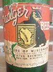 Badger certified beer