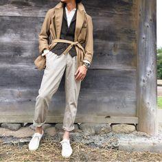 Shuhei-Nishiguchi-BEAMS-vintage-military-belted-jacket