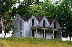 Hardscratch, Ky. Abandoned  House by Old Coddger, via Flickr
