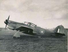 Hawker Henley