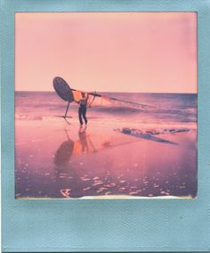 with my Polaroid Sonar and some expired IP Color Films Water Photography, Film Photography, Polaroid Fujifilm, Polaroid Pictures, Polaroids, Polaroid Film, Surfing Tips, Surf Brands, Windsurfing
