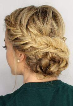 Miraculous Simple Braided Hairstyles Long Hair And Hair Ideas On Pinterest Short Hairstyles Gunalazisus