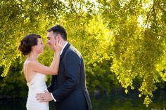 Bridgeport Art Center wedding photography by Candice C. Cusic