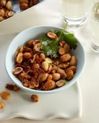 Fried Peanuts with Asian Flavors Recipe  - Chris Yeo | Food & Wine