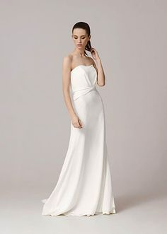 Svea wedding dress from Anna Kara wedding dresses 2016 -  see the rest of the collection on www.onefabday.com
