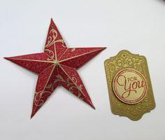 Christmas Star Single Stamp Stampin Up - Sandi MacIver - Stampin ...