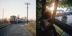 Not Your Typical Travelogue: Train-Hopping Adventures, A Photographer, Swampy, http://swmpy.com/