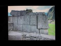 """Megalithic """"Inca Stones"""" had """"baked on enamel"""" to make them look like """"A..."""