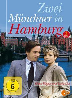 Zwei Münchner in Hamburg: Uschi Glas, Elmar Wepper
