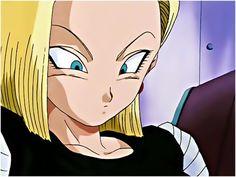Androide #18 : Androide número 18 (人造人間18号 Jinzō'ningen Jūhachigō?) es un personaje ficticio del universo de Dragon Ball. Es uno de los androides creados por el Dr. Gero, para matar a Son Gokū junto a #16 y #17. Posteriormente, se incorpora a los Guerreros Z y forma una familia con krilin y una hija que nace durante el paso de la saga de Cell y la de Majin Buu.  Número 18 es una bio-androide creada por el Dr. Gero junto con su hermano gemelo #17, los dos aparec