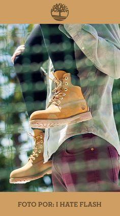 Yellow Boots para todas as horas.