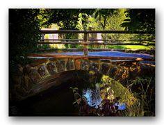 Oldrobel's Fotoreise: bridge about a small river