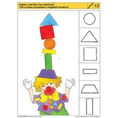 Educational Games For Kids, Early Education, Worksheets For Kids, Diy And Crafts, Kindergarten, Preschool, Symbols, Montessori, Math