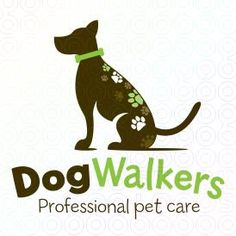 Dog Walkers Professional Pet Care logo