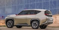 Gargantuan Mitsubishi GC-PHEV Concept Debuts at 2015 Chicago Auto Show