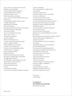 Fábrica | F/Nazca Saatchi & Saatchi | Print | F/Nazca Saatchi & Saatchi