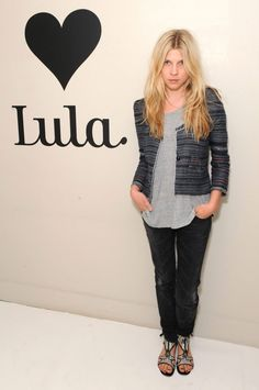 """Lula \l(u)-la\ as a girl's name has the meaning """"famous warrior"""" and is a variant of Louise (Old German): feminine of Louis; French version of Ludwig. Also a variant of Luella (Old English): blend of Louise (Old German) """"famous warrior"""" and Ella (Old German) """"other, foreign""""."""