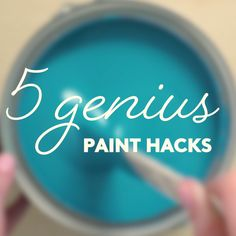 Painting Tips and Tricks These are great tips! / Painting Hacks / Home Decor