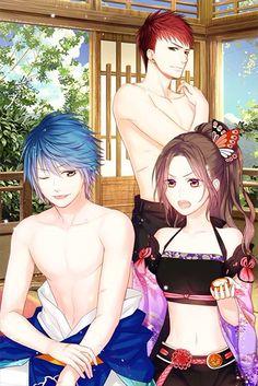 [Walkthrough] Shall We Date? Destiny Ninja2+: Shiroya » Word Nerd Memoir