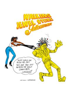 Top YELLOWMAN covers...