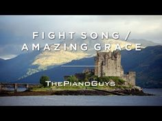 Fight Song / Amazing Grace - The Piano Guys - YouTube