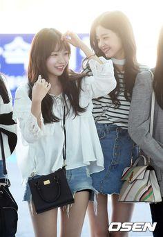 Sakura Miyawaki, Yu Jin, Photo P, Kim Min, Nanami, Best Face Products, Kpop Girls, Girl Crushes, Korean Girl