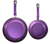 Purple Non Stick Frying Pans - $18.65 - $43.65 at The Purple Store
