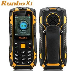 Runbo Rugged Bar Phone, not Rambo. Rugged Cell Phones, Old Cell Phones, Cell Phones For Sale, Cheap Cell Phones, Latest Tech Gadgets, Electronics Gadgets, Technology Gadgets, Acessórios Jeep Wrangler, Waterproof Phone