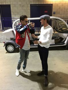 Liam and niall at the wango tango