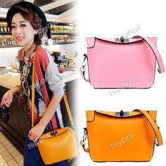 New Arrival PU Leather Sling Bag Shoulder Bag Aslant Bag Satchel for Women Ladies NFN-126384