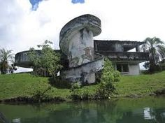 Pablo Escobar's abandoned island mansion