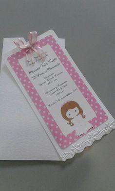 La tarjeta de invitación