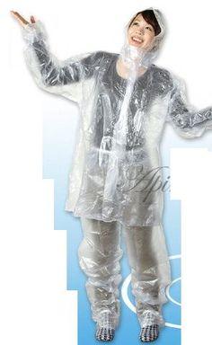 Pvc Raincoat, Plastic Raincoat, Rain Wear, Disney Characters, Fictional Characters, Disney Princess, Womens Fashion, Rains Clothing, Women's Fashion