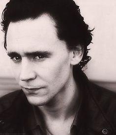 tom hiddleston ~ don't be all smoldery like that!