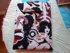 Ipad Cover Custom Order for Krista Hammond by Fiberartplus on Etsy, $22.50